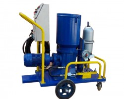昆明JYDB移动润滑脂泵
