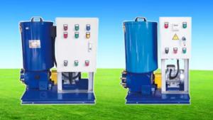 JDRH-XK自动控制润滑脂泵站