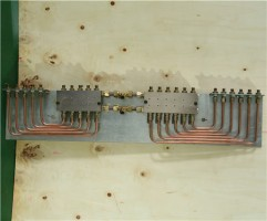 太原双线分油器组件